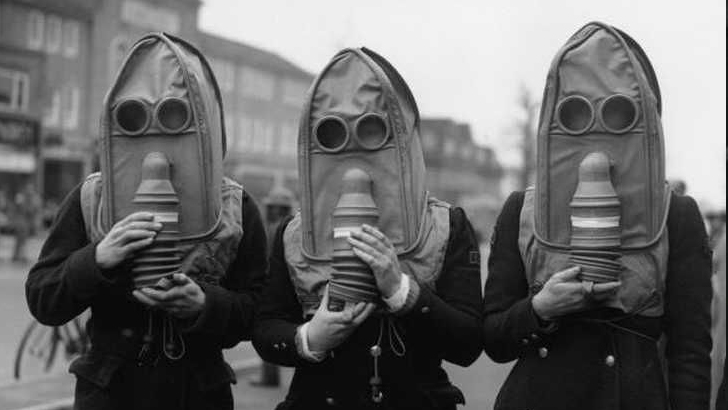 Creepy Jaw Dropping Rare Historical Photos – Page 5 – Lifestylogy