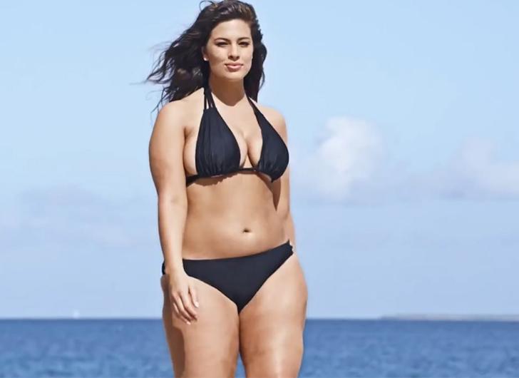 plus-size model ashley graham named sports illustrated swimsuit