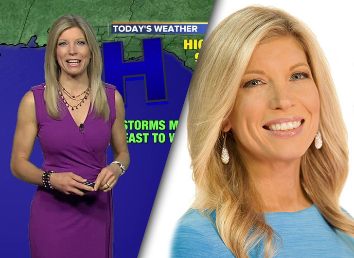 Most Popular Female Newscasters In Real Life – Page 68