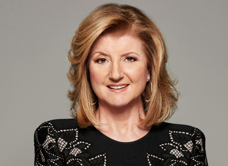 The Secret to Arianna Huffingtons Success - Lifestylogy